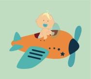 shutterstock_baby-in-plane